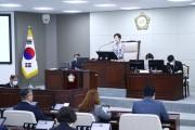 송파구의회 제276회 임시회 폐회