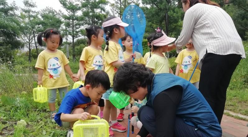 강동구, 유아숲체험원 3월 개장! 유아들의 상상력과 창의력 북돋아¨