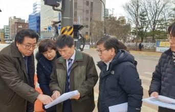방민수 강동구의원, 새해에도 암사동 발전위한 현장의정 활동