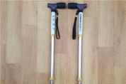 강동서, 무단횡단 금지 안전 지팡이 배부