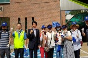 강동구의회 양평호 건설재정위원장, 지역사회 감염 예방위한 방역 소독 참여